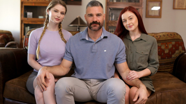 Bunny Colby, Danni Rivers - My Sister Wives What It Takes