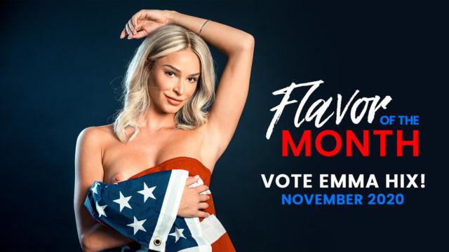Emma Hix - November 2020 Flavor Of The Month Emma Hix
