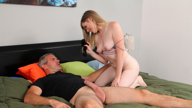 Nikki Sweet - Teaching Daddy A Lesson