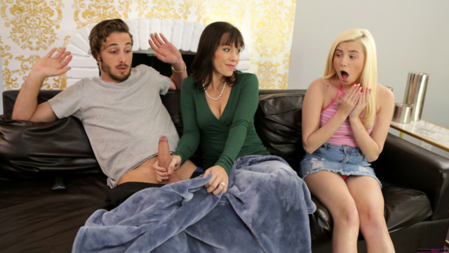 Alana Cruise, Carolina Sweets - Distracted By Dick