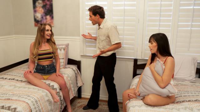 Alana Cruise, Daisy Stone - Threesome Company Lets Play Pretend