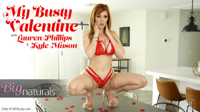 Kyle Mason - My Busty Valentine