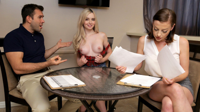 Lexi Lore - I Sucked Step Daddys Cock