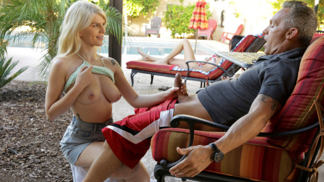 Megan Holly - Cumming Inside My Step Daughter