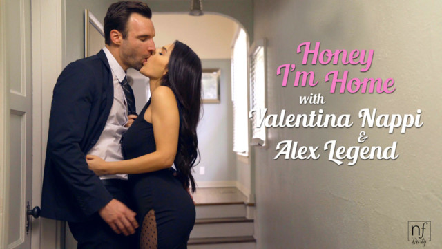 Alex Legend,Valentina Nappi - Honey Im Home