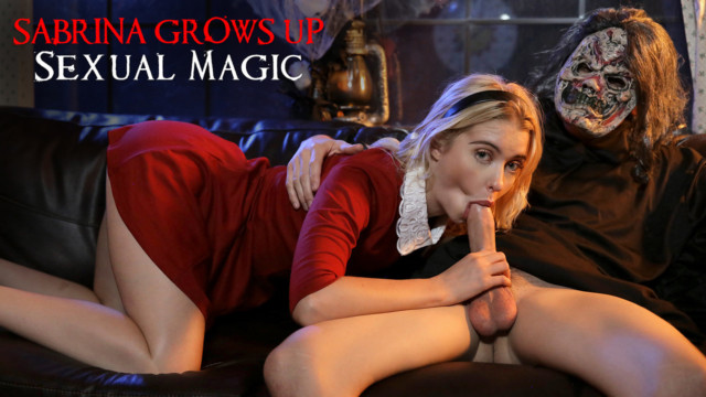 Chloe Cherry - Sabrina Grows Up Sexual Magic